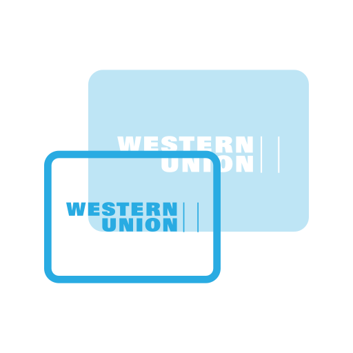 credit, money, online, payments, send, union, western icon