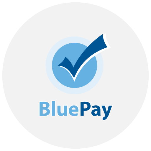 bluepay, finance, logo, method, payment icon