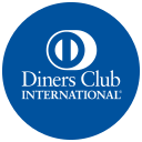 club, diners, finance, international, method, payment icon