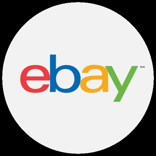 ebay, finance, logo, method, payment icon