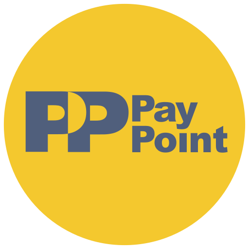 finance, logo, method, payment, paypoint icon