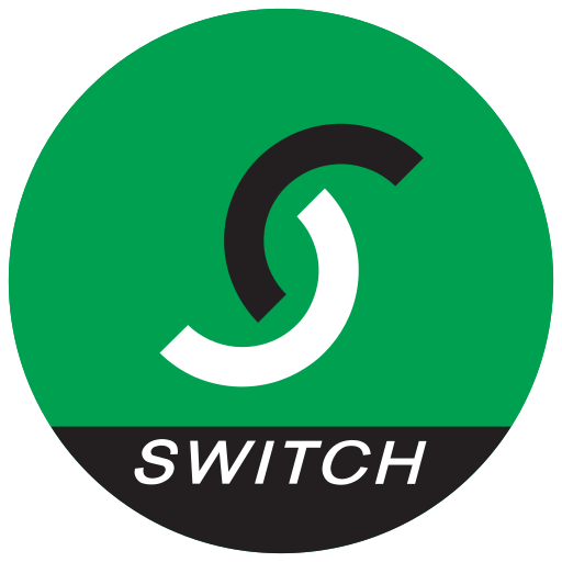 finance, logo, method, payment, switch icon