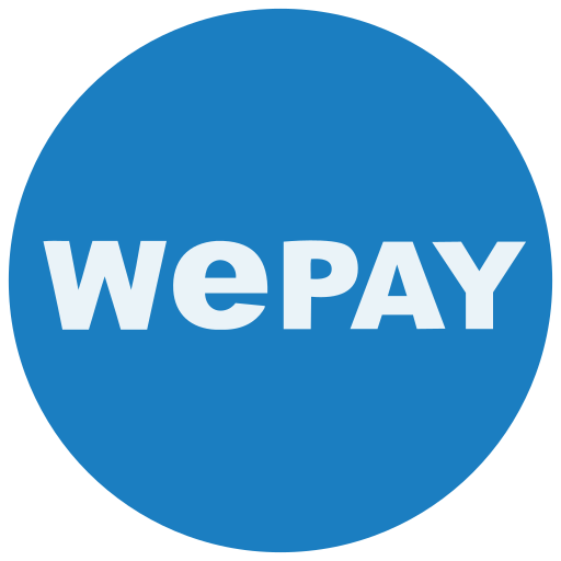 finance, logo, method, payment, wepay icon