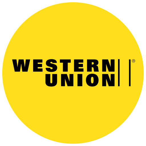 finance, logo, method, payment, union, western icon