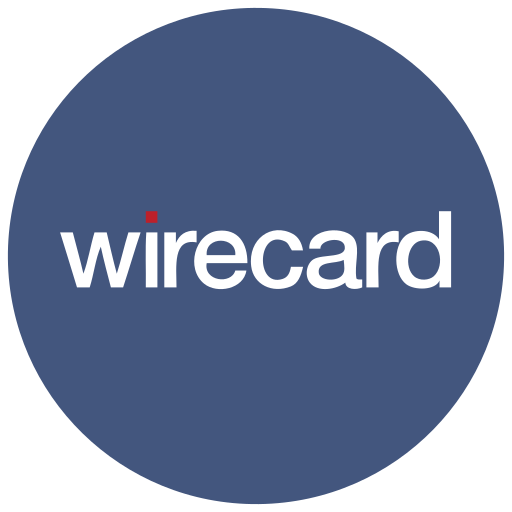 finance, logo, method, payment, wirecard icon