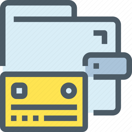 banking, card, credit, payment, shopping, wallet icon
