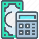 account, bank, banking, finance, money, payment icon