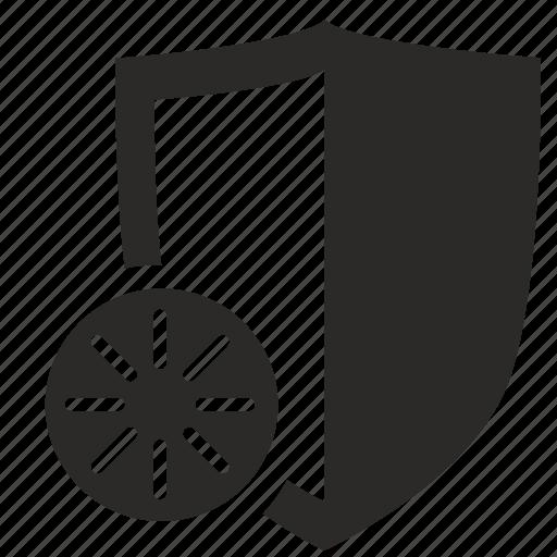antivirus, api, guard, load, loading icon