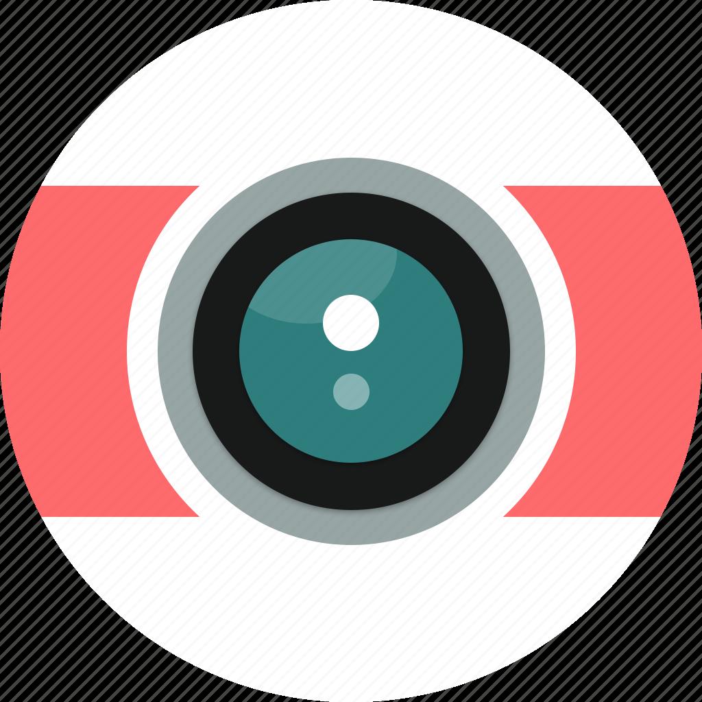 camera, image, media, movies, picture icon