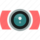 camera, image, media, movies, picture icon