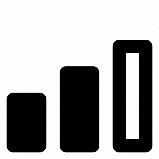 antenna, cellular, connection, medium, medium signal icon