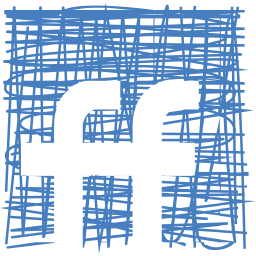 fiendfeed, media, pen, sketch, social icon
