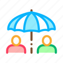 business, human, people, protection, umbrella