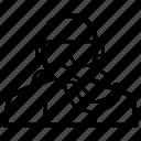 avatar, dipper, diver, fins, scuba, swimmer icon