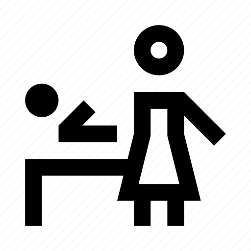 area, baby, human, mother, people icon