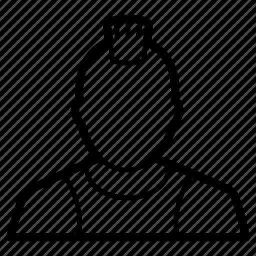 avatar, man, mowhawk, person, punk, rocker icon