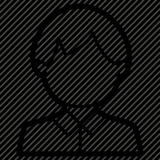avatar, boy, kid, male, profile, school icon