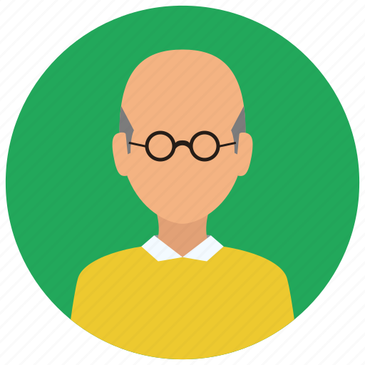 Avatar, user, elderly, man, people icon - Download on Iconfinder