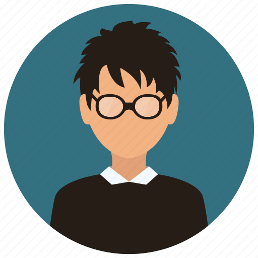 Avatar, man, nerd, people, user icon - Download on Iconfinder
