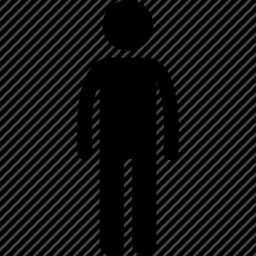 body, man, person, petite, short, slim, thin icon