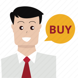 buy, ecommerce, marketing, men, people, person, support icon