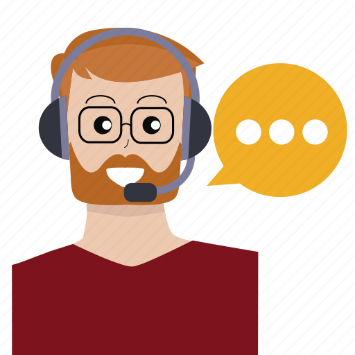 customer service, headphones, people, person, service, support, user icon