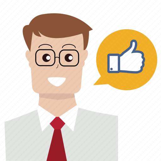 customer service, facebook, like, people, person, support, user icon