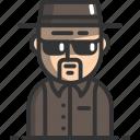 avatar, heisenberg, profile, user