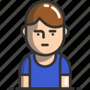 avatar, boy, person, user