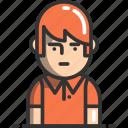 avatar, boy, profile, user