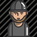 account, avatar, boy, man, person, profile