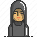 avatar, hood, male, profile, user