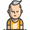 avatar, boy, man, profile, user