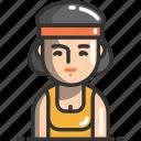avatar, fashion, female, girl, woman