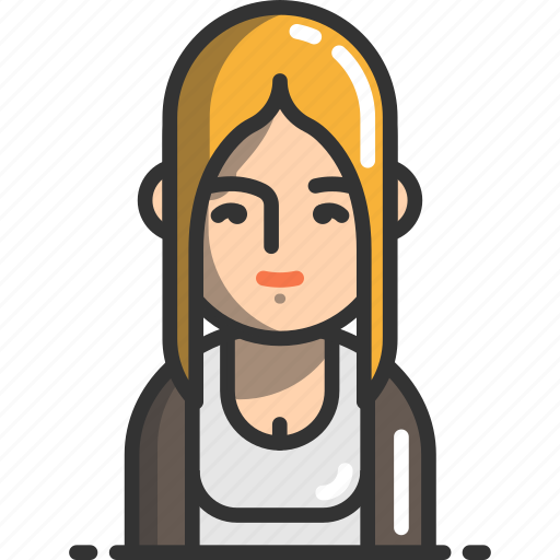 Account, avatar, profile, user, woman icon - Download on Iconfinder