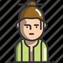 avatar, japan, japanese, profile, samurai, user icon