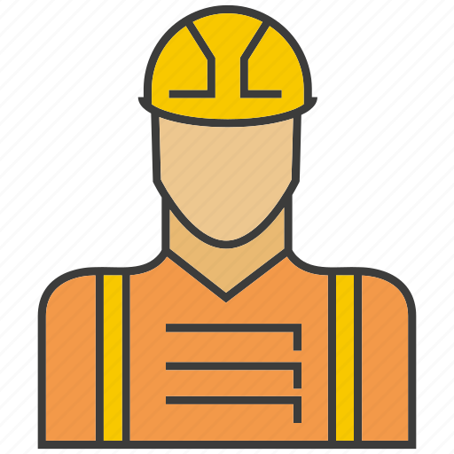 avatar, engineer, face, man, people, person, profile icon