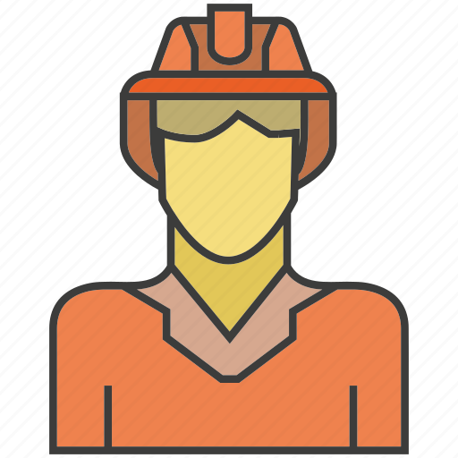 avatar, face, firefighter, man, people, person, profile icon