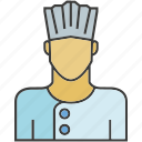 avatar, chef, cook, face, people, person, profile icon