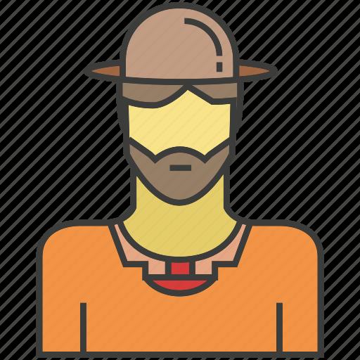 avatar, face, farmer, people, person, profile icon