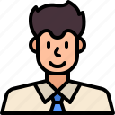 man, business, people, avatar, user, profile, family
