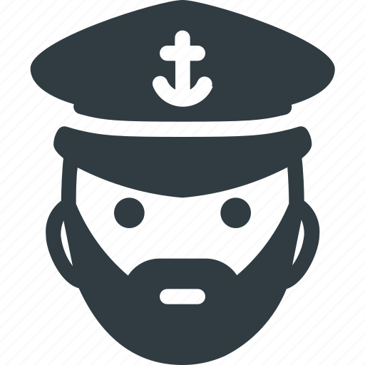 Avatar, captain, head, people, saylor, see, ship icon - Download on Iconfinder