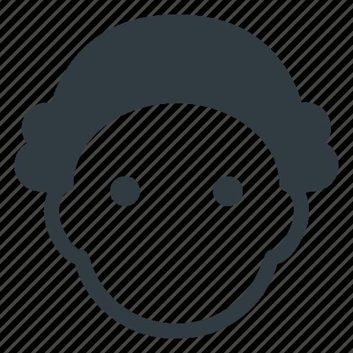 avatar, head, judge, law, lawyer, people, wig icon