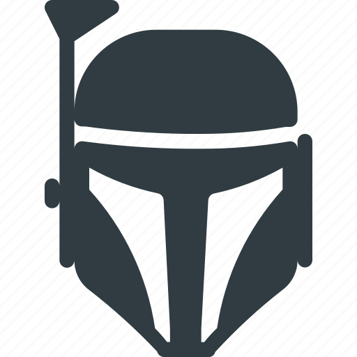 Avatar, boba, fet, head, people, star, wars icon - Download on Iconfinder