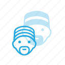 avatar, criminal, head, people, robber icon