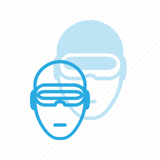avatar, cyclops, head, men, people, x icon
