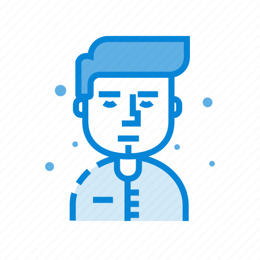 avatar, face, human, male, man, people, user icon