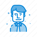 avatar, business, male, man, marketing, user icon