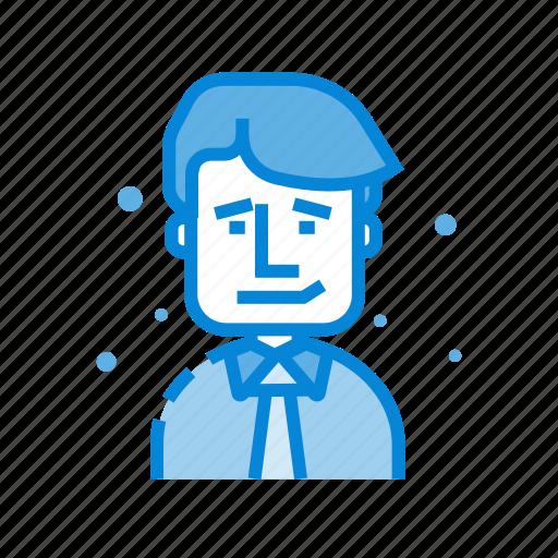 avatar, business, male, man, marketing, user icon