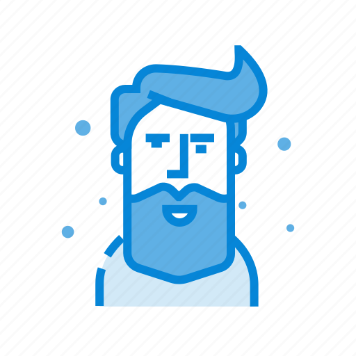 avatar, bird, hipster, male, man, user icon
